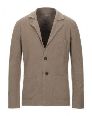 Пиджак CRUCIANI. Цвет: песочный