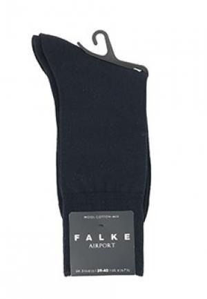 Носки FALKE. Цвет: синий