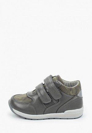 Ботинки Antilopa. Цвет: серый