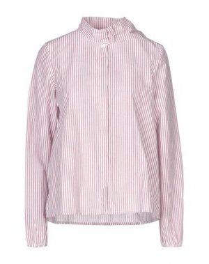 Pубашка COMPAÑIA FANTASTICA. Цвет: кирпично-красный