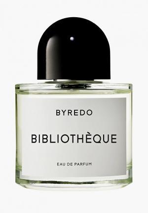 Парфюмерная вода Byredo Bibliotheque EDP 100 ml. Цвет: прозрачный