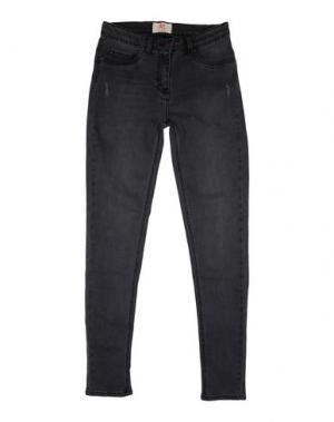 Джинсовые брюки AMERICAN OUTFITTERS. Цвет: стальной серый
