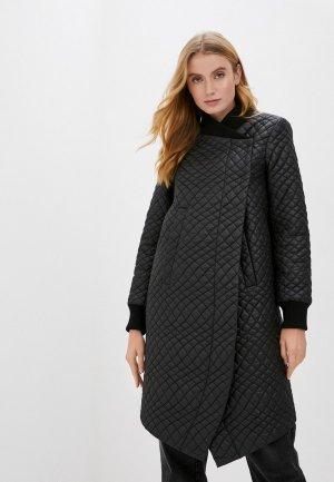 Куртка утепленная Paradox. Цвет: черный