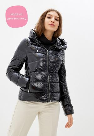 Куртка утепленная Oakwood GRAVITY. Цвет: черный