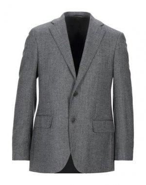 Пиджак JASPER REED. Цвет: серый