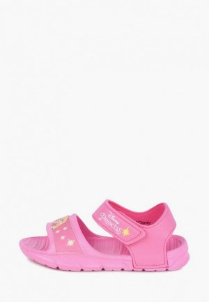 Сандалии Disney. Цвет: розовый