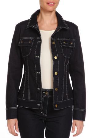 Куртка джинсовая Lamazi. Цвет: мультицвет