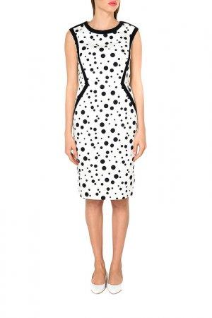 Платье Caterina Leman. Цвет: кремовый, черный (02/09)