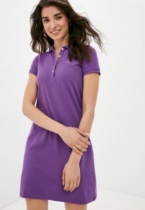 Платье Galvanni. Цвет: фиолетовый