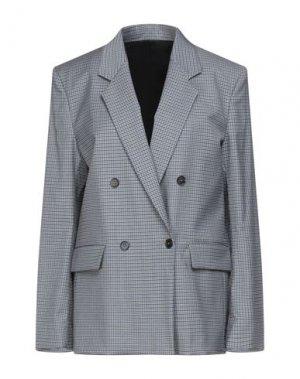 Пиджак J. LINDEBERG. Цвет: грифельно-синий