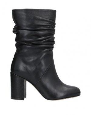 Полусапоги и высокие ботинки JET-SET Paris. Цвет: черный