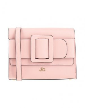 Сумка на руку J&C JACKYCELINE. Цвет: розовый
