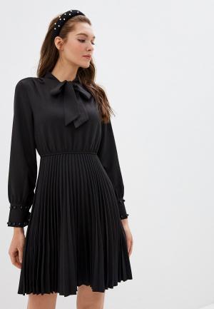 Платье Mamma Mia. Цвет: черный