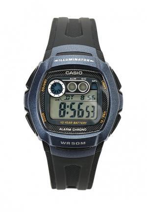 Часы Casio Collection W-210-1B. Цвет: разноцветный