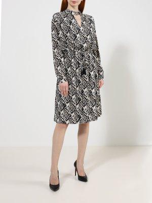 Платье Seventy. Цвет: multikolor