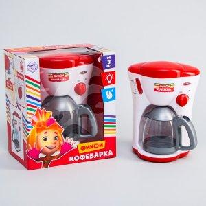 Фикси-кофеварка Фиксики