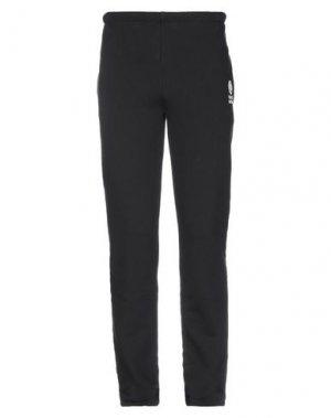 Повседневные брюки FRANKLIN & MARSHALL. Цвет: черный