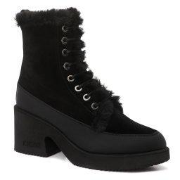 Ботинки AA2105 черный KELTON