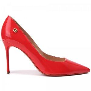 Туфли Baldinini. Цвет: красный