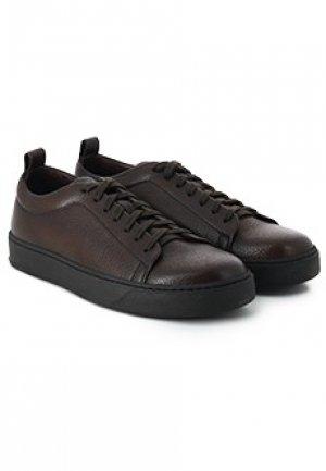 Ботинки HENDERSON. Цвет: коричневый