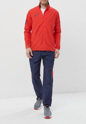 Костюм спортивный ASICS MAN LINED SUIT. Цвет: разноцветный