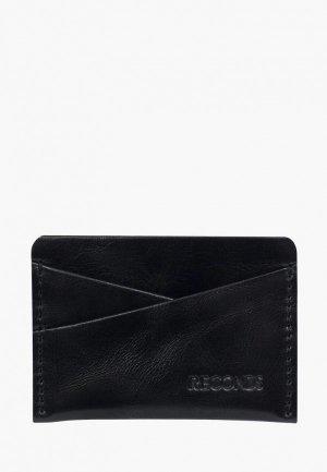 Визитница Reconds Pocket. Цвет: черный