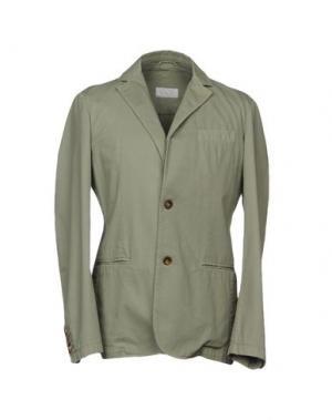 Пиджак MALO. Цвет: зеленый-милитари