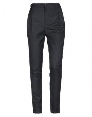 Повседневные брюки 2ND DAY. Цвет: стальной серый