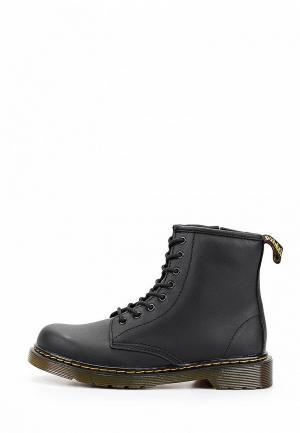 Ботинки Dr. Martens 1460 J. Цвет: черный