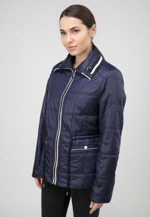 Куртка утепленная Ostrich. Цвет: синий
