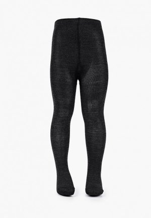 Колготки Wool&Cotton. Цвет: черный