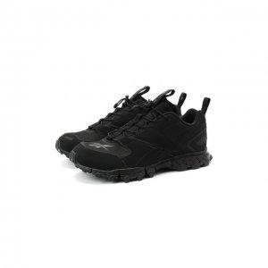 Комбинированные кроссовки DMXpert Reebok. Цвет: чёрный