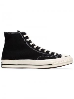 Высокие кеды Chuck 70 Converse. Цвет: черный