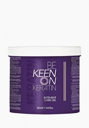 Маска для волос Keen Интенсивный уход, (1 фаза ламинирования), 500 мл. Цвет: прозрачный