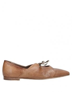 Обувь на шнурках ALEXANDER HOTTO. Цвет: хаки