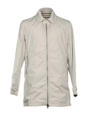 Куртка AQUASCUTUM. Цвет: серый