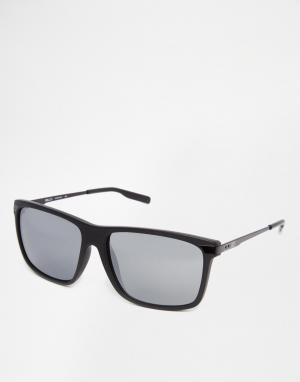 Солнцезащитные очки Mdl Nike. Цвет: черный