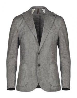 Пиджак LABORATORI ITALIANI. Цвет: темно-коричневый
