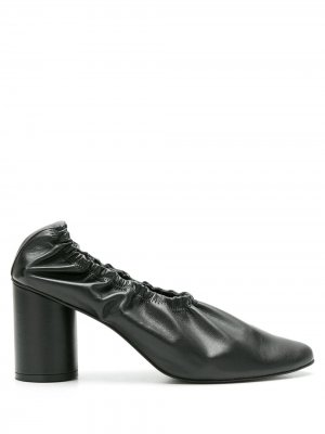 Туфли на каблуке Gloria Coelho. Цвет: черный
