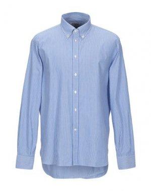 Pубашка BRANCACCIO C.. Цвет: грифельно-синий