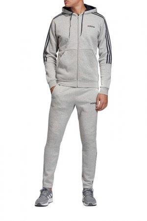 Костюм Adidas M FZ HO JOG 3S. Цвет: серый
