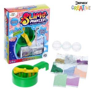Набор для опытов slime миксер Эврики