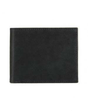 Бумажник MISMO. Цвет: темно-синий