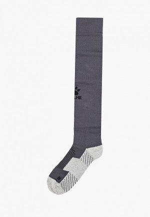 Гетры Kelme Elastic Mid-Calf Football Sock. Цвет: серый