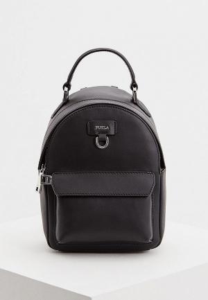 Рюкзак Furla FAVOLA. Цвет: черный