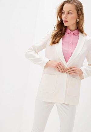 Пиджак Max&Co CAMOGLI. Цвет: белый