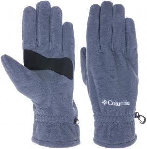 Перчатки мужские , размер 10.ноя Columbia. Цвет: серый