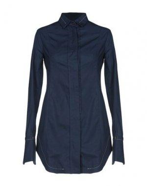 Pубашка AQUILANO-RIMONDI. Цвет: темно-синий