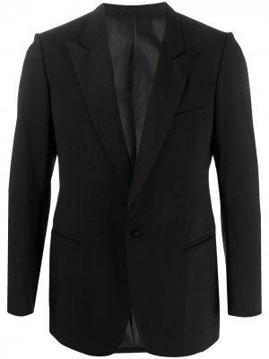 Пиджак строгого кроя 2000-х годов A.N.G.E.L.O. Vintage Cult. Цвет: черный