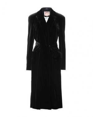 Легкое пальто BABYLON. Цвет: черный